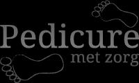 Logo Pedicure met Zorg